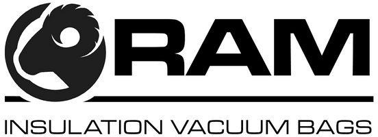 RAM INSULATION VACUUM BAGS