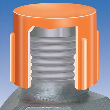 Threaded Cap (straight) TC Series