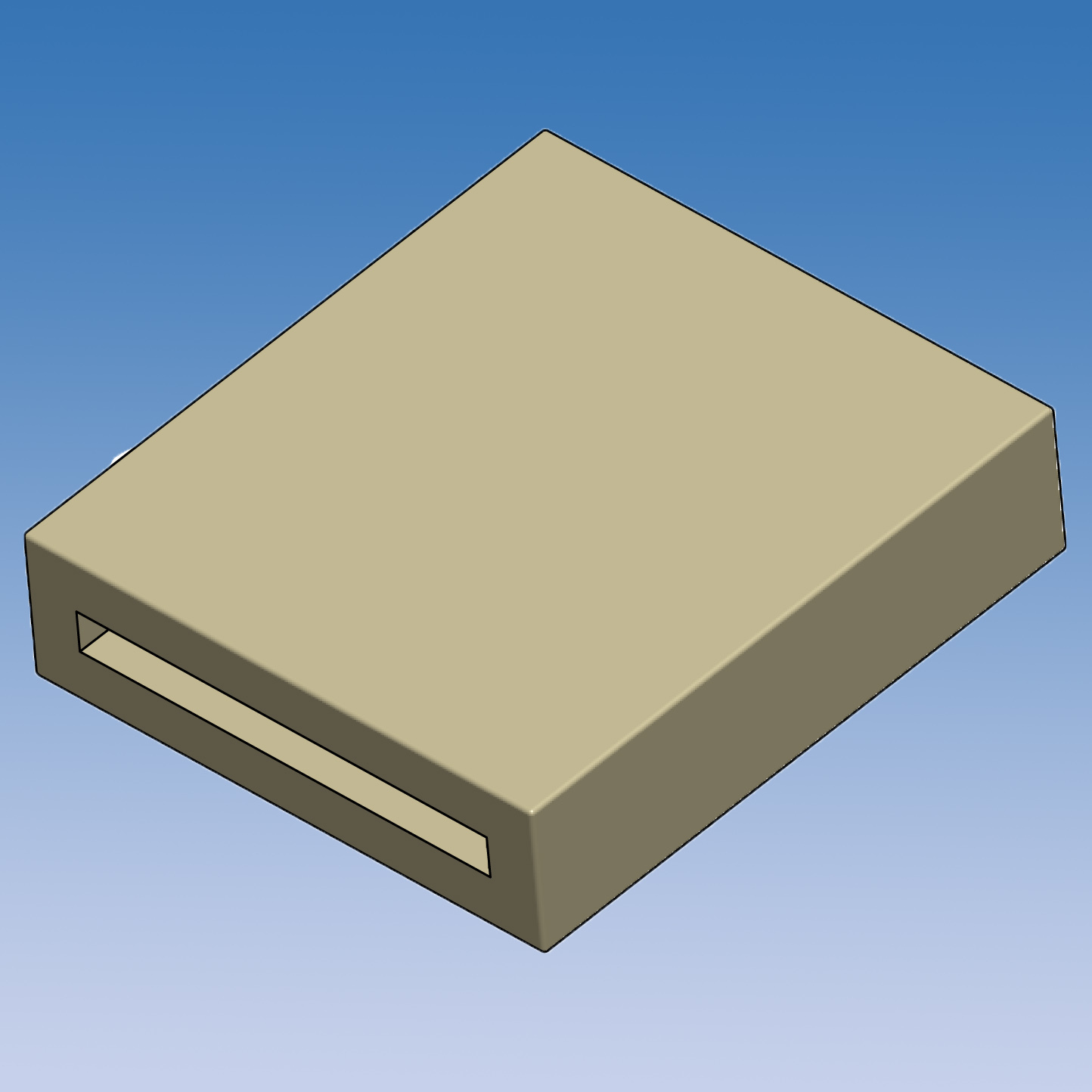 Rectangular Grounding Caps SSQ Series