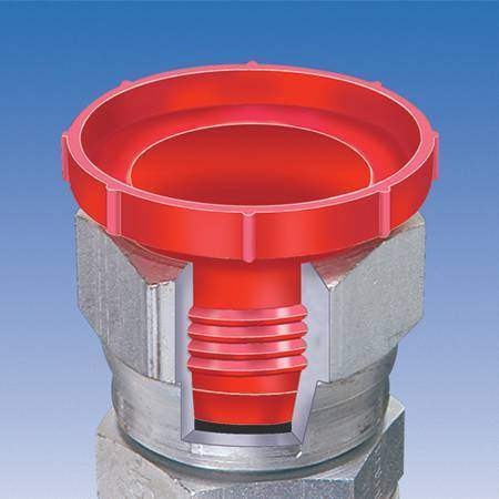 Flared-Fitting Plugs HF Series