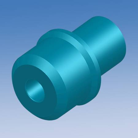 Silicone Blind Hole Thread Plugs BTP Series