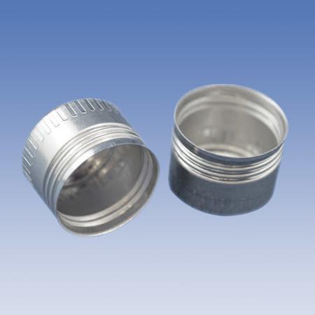 Flared Fitting Threaded Aluminum Cap ASC Series