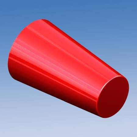 Tapered Silicone Plugs CSP Series