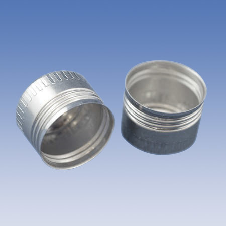 Flared Fitting Threaded Aluminum Cap ASC Series