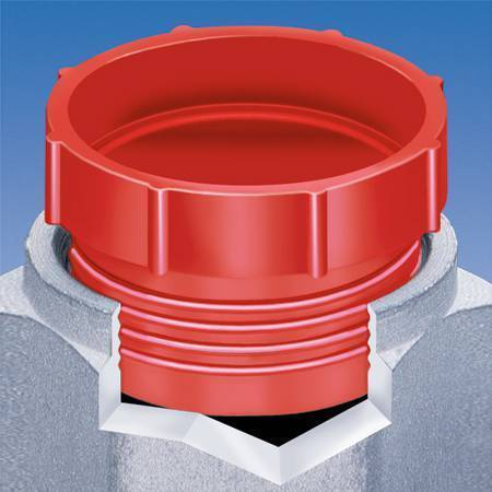 Inverted Flared-Fitting Plugs HT Series