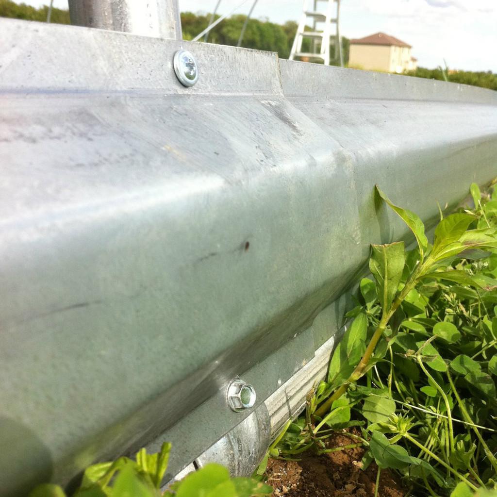 Hat Channel / Base Purlin - Galvanized Steel Base Boards