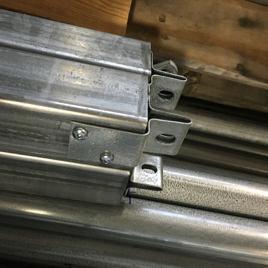 Bracket Assembly - For Square Steel