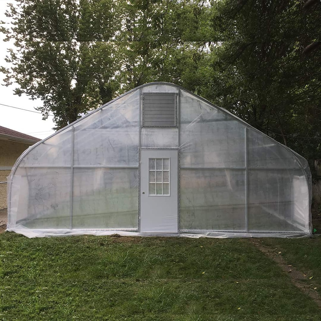 24 ft. wide High Tunnel DIY Kit