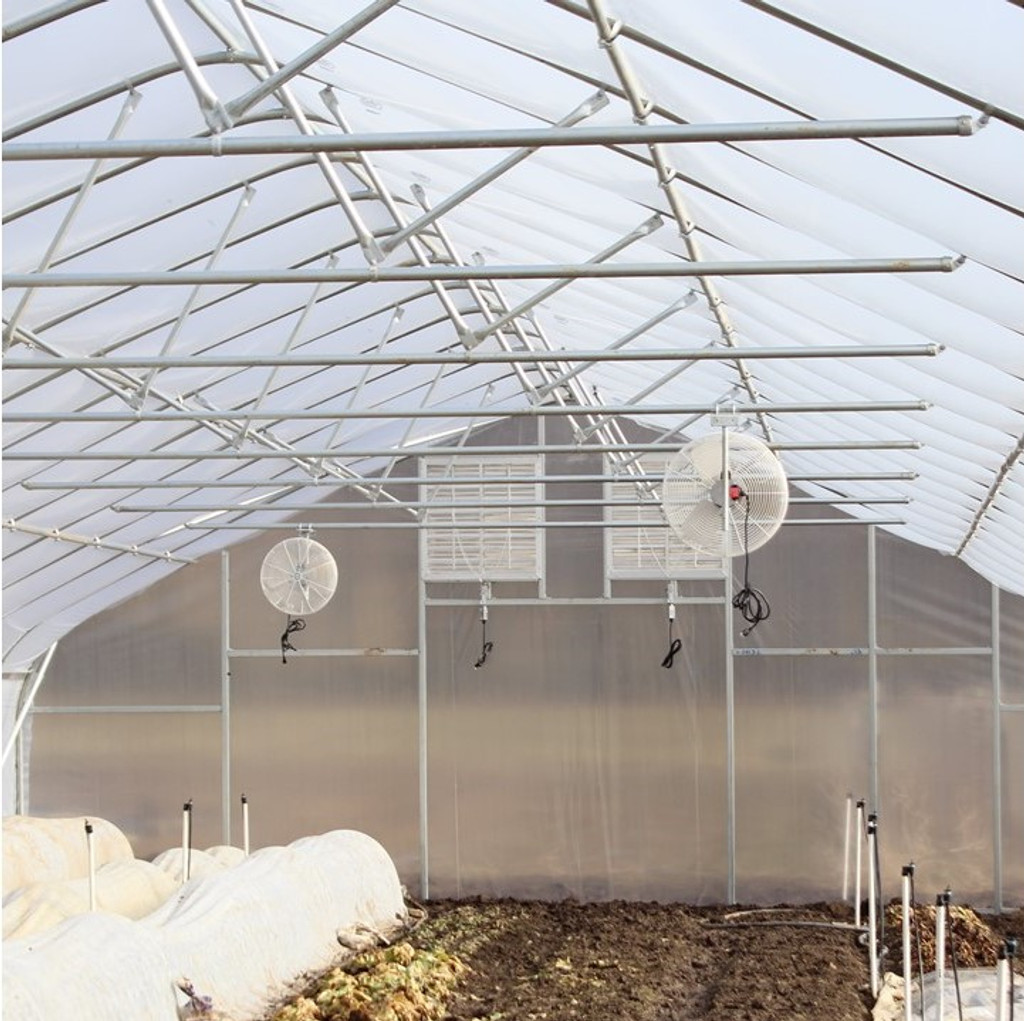 HAF Fans for Greenhouses