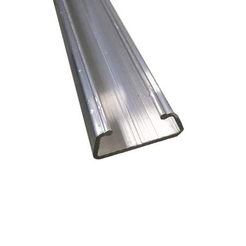 Poly Lock Channel and Spring Wire Greenhouse Film Fastening System - 6 ft.