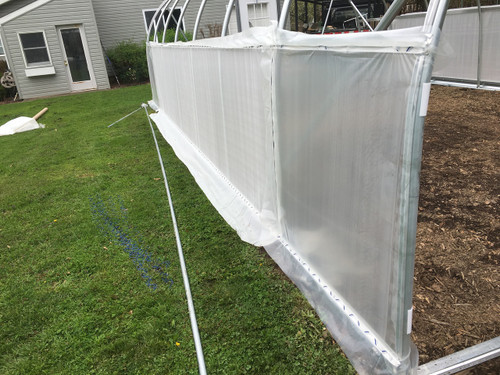 "No Thrips, 75 Mesh Insect Screen - 134"" Sold By The Foot"