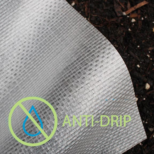 12 mil Anti Condensate Greenhouse Plastic - Various Sizes