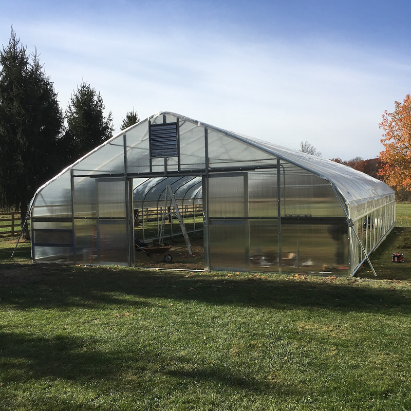 100 % Financing for High Tunnels, Hoop Houses, and Greenhouses