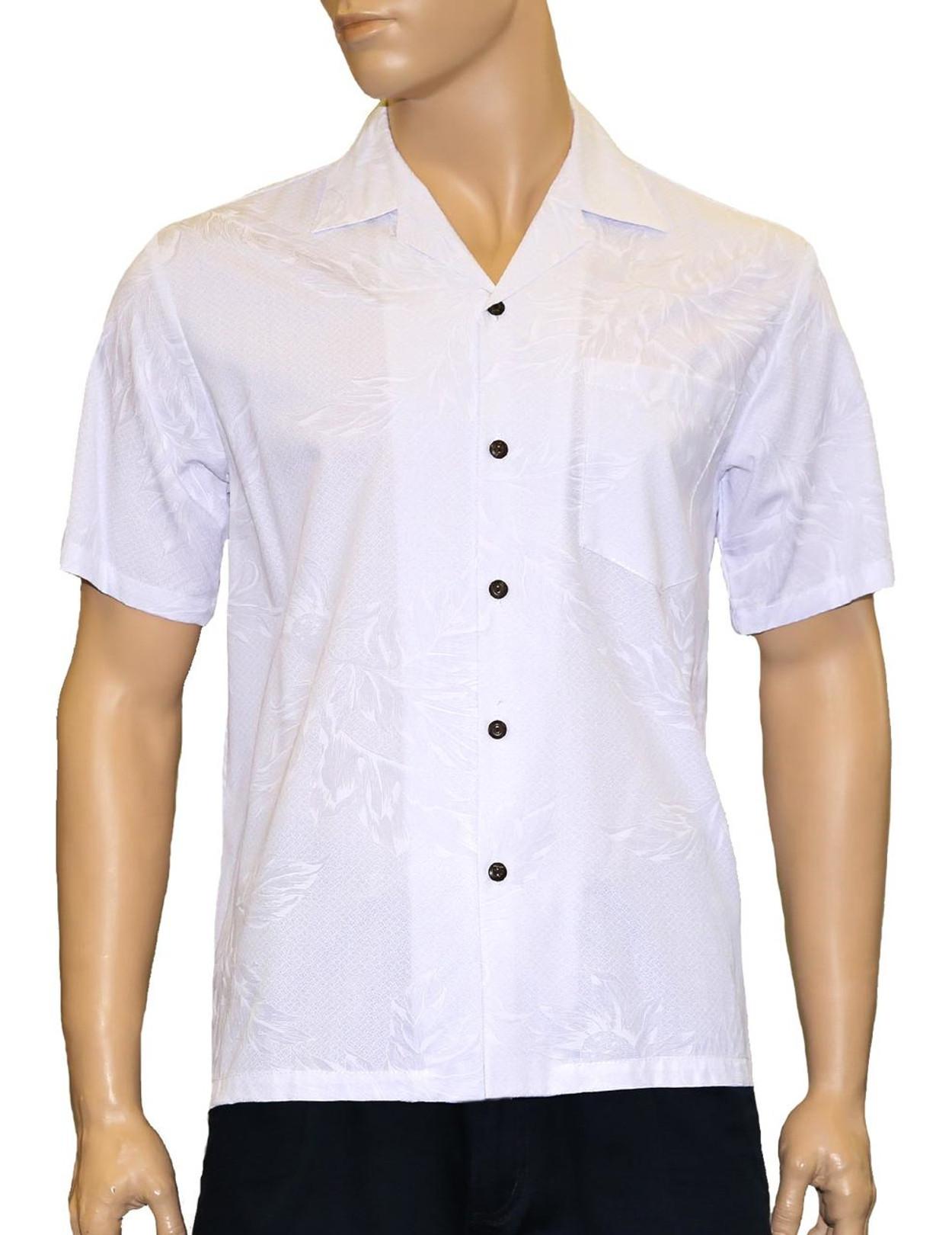 fe928732c7 Wedding Aloha Ivory Shirt Lehue