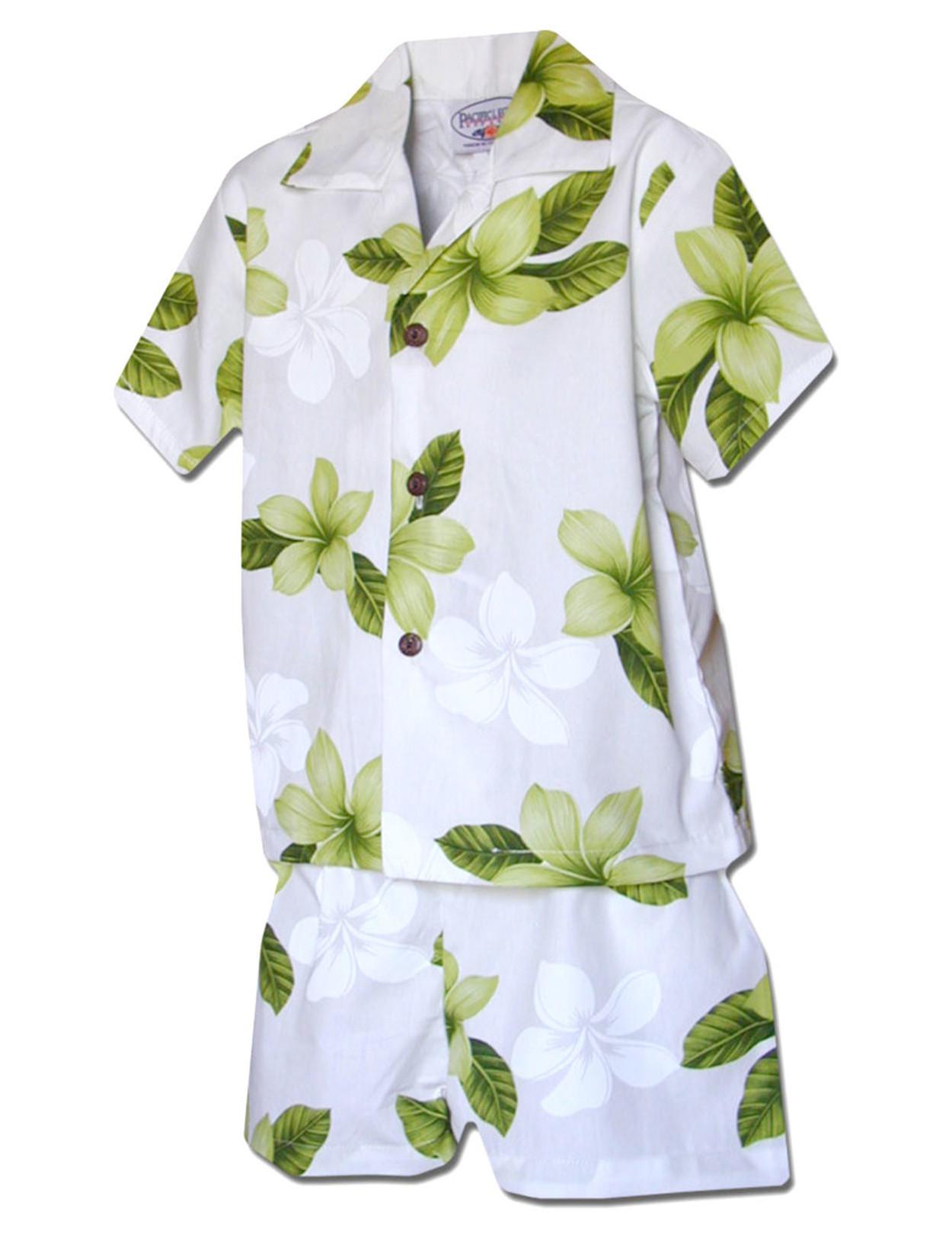 9cd83d99 Toddler Clothes Boys Set Koala Hibiscus 100% Cotton Fabric Matching Shorts  and Shirt Set Coconut