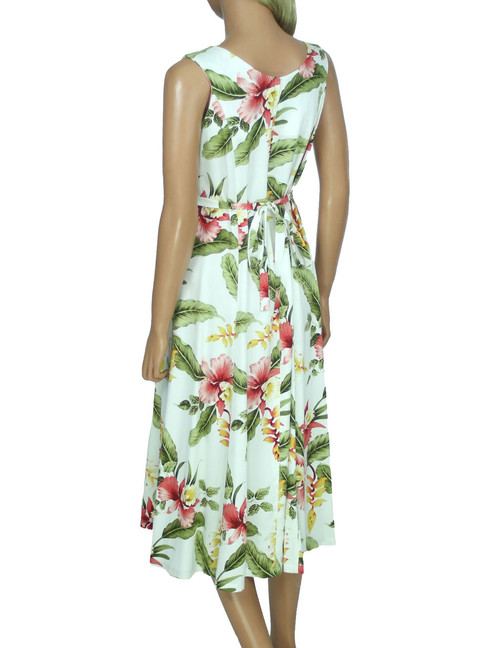373e966002fcd ... Orchid Pu a Knee Length Rayon Dress 100% Rayon Fabric Comfort Tank  Straps Back