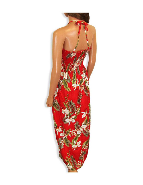 fa451272084 ... Tube Top Maxi Long Smock Floral Dress Hanapepe To Wear with Straps or  Strapless 100% ...