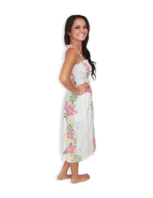 e3e04b8baf5 Tube Top Smock Hawaiian Dresses Lokelani 100% Rayon Fabric Smocked Tube Top  Design Tie On · Tube Top Smock Hawaiian Dresses Lokelani ...