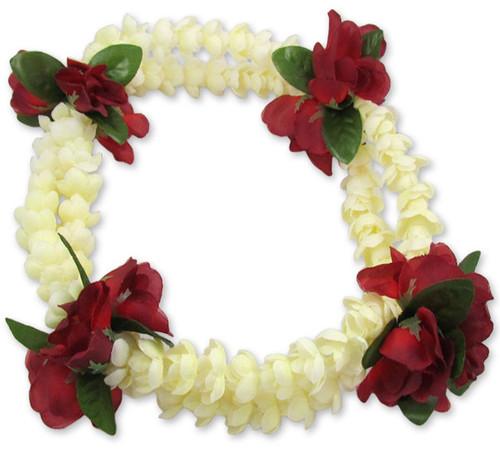 Hawaiian Leis Tinsel Leis Flower Headbands Hawaiian Wedding Place