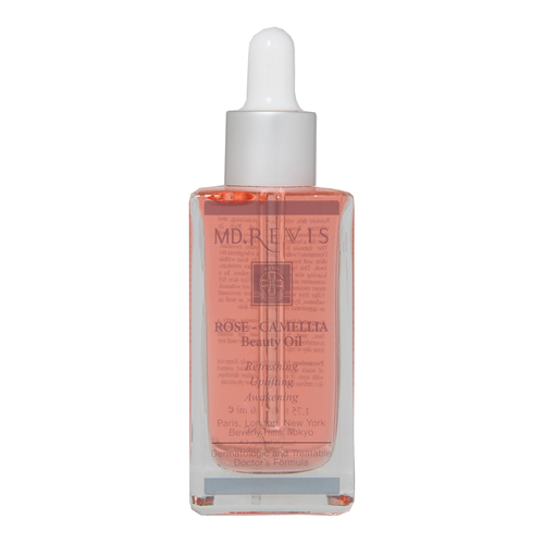 Replenishing Beauty Oil -Rose Camellia Beauty Oil