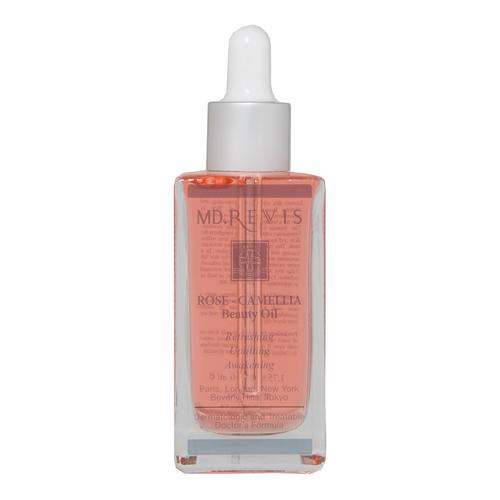 Replenishing Beauty Oil -Rose Camellia Beauty Oil