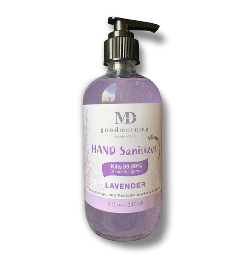 MD GoodMorning Hand Sanitizer -Lavender