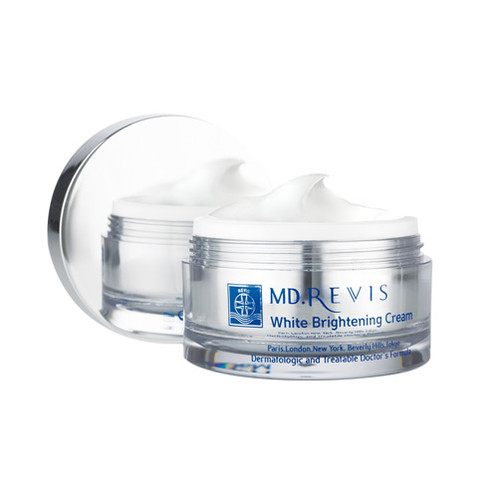 MD-REVIS White Brightening Cream 50g