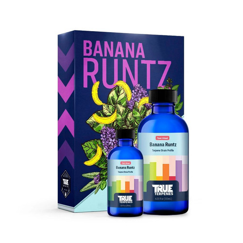 Banna Runtz, a banana forward twist on the renowned strain out of California, offers big banana flavor with a nod to throwback candy shops. This fresh take on a nostalgic profile is known to elevate moods, and inspire focus. Scent/Taste: Sweet Banana, Fresh Flowers Feels Like: Happy-Relaxed-Euphoric-Uplifted-Creative Suggested Uses: Anxiety-Stress-Depression-Pain-PTSD Solutions Made By Hoss CBD Ships Direct Same Day before Noon (local Deliveries Available Tinctures 750mg - 1000mg - 1500mg - 3000mg Cartridges 500mg Delta 8 900mg Cartridge Hoss E-Blunt CBD / Delta 8 1:1 Ratio 800mg