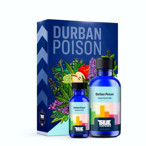 Durban Poison is a pure sativa known for its energy-giving, uplifting, creative effects. It has a sweet smell and a sweet, earthy, pine flavor. Scent/Taste: Sweet, sour, earth, pine, citrus Feels Like: Energetic-uplifted-Happy-Euphoric-Focused Suggested Uses: Stress-Depression-Anxiety-Pain-Fatigue Tinctures 750mg - 1000mg - 1500mg - 3000mg Cartridges 500mg Delta 8 900mg Cartridge Hoss E-Blunt CBD / Delta 8 1:1 Ratio 800mg