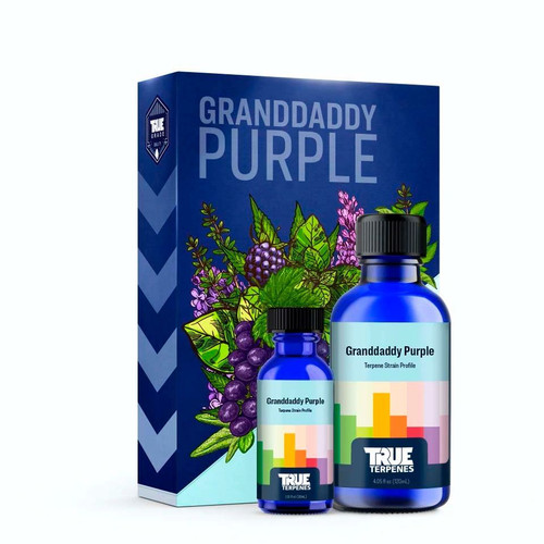 Granddaddy Purple (GDP) is an indica from California with deep purple blooms. It is a cross between Big Bud and Purple Urkle. The effects of this sweet, grape/berry flavored, powerful strain are both euphoric and soothing. In addition to feeling soothed, patients describe feeling tired, happy, and hungry. Scent/Taste: Sweet, floral, earth Feels Like: Relaxed-Sleepy-Happy-Euphoric-Hungry Suggested Uses: Stress-Pain-Anxiety-Insomnia-Depression Tinctures 750mg - 1000mg - 1500mg - 3000mg Cartridges 500mg Delta 8 900mg Cartridge Hoss E-Blunt CBD / Delta 8 1:1 Ratio 800mg
