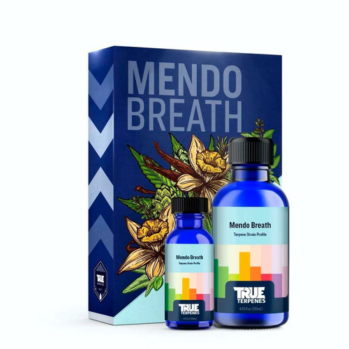 Mendo Breath is as soothing as a day at the beach near this profile's namesake county of Mendocino. Mendo Breath emits sugary vanilla, carmel odors with fruity, floral notes mixed in. Pairs well with dinner, post workout or any time you are unwinding. Scent/Taste: Sweet, floral, earthy Effect: Relaxed-Happy-Sleepy-Euphoric-uplifted Suggested Uses: Stress-Pain-Anxiety-Insomnia-Depression Tinctures 750mg - 1000mg - 1500mg - 3000mg Cartridges 500mg Delta 8 900mg Cartridge Hoss E-Blunt CBD / Delta 8 1:1 Ratio 800mg