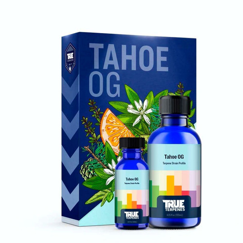 Tahoe OG is a popular indica. People report intense feelings of peacefulness and restfulness in addition to a happy euphoria. Scent/Taste: Earth, pine, citrus Effects: Soothed, rested, light-hearted, exhilarated, couch-lock Tinctures 750mg - 1000mg - 1500mg - 3000mg Cartridges 500mg Delta 8 900mg Cartridge Hoss E-Blunt CBD / Delta 8 1:1 Ratio 800mg