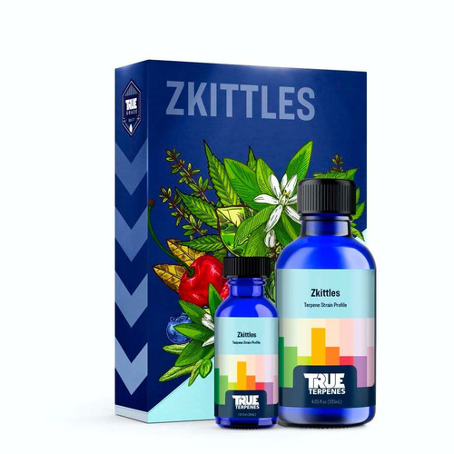 Zkittles is an award-winning indica-dominant blend. The tropical fruity flavor delivers peacefulness, happiness, and restfulness. This blend improves focus and rest. Scent & Taste: Sweet, berry, herbal, tropical Effect: Uplifting, focused, happy, soothing Tinctures 750mg - 1000mg - 1500mg - 3000mg Cartridges 500mg Delta 8 900mg Cartridge Hoss E-Blunt Cbd /Delta 8 Hoss 1:1 Ratio 800mg