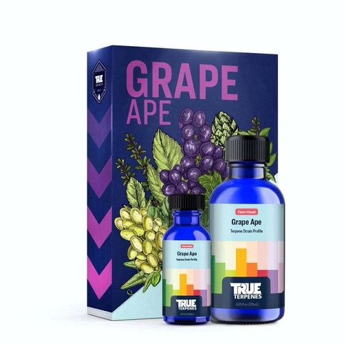 The Grape Ape cultivar that inspired our terpene profile is descended from cultivars as varied as Mendocino Purps, Skunk, & a legendary Afghani landrace. Linalool & ocimene lend a hand with floral, fruity tones & enhance the myrcene. Scent/Taste: Grape; Lavender & pine trees add nuance. Feels Like: Relaxed-Happy-Sleepy-Euphoric-Uplifted Suggested Uses: Pain-Stress-Anxiety-Insomnia-Depression Available In: Tinctures 750mg 1000mg 1500mg 3000mg Cartridges 500mg Delta 8 900mg Cartridge Hoss E-Blunt Cbd /Delta 8 Hoss 1:1 Ratio 800mg
