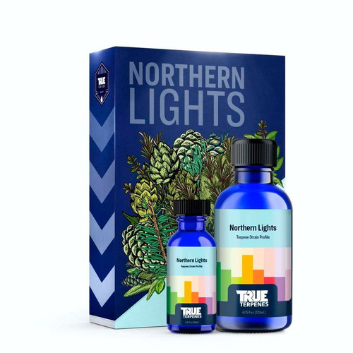 Northern Lights is one of the most popular cultivars in cannabis history. It's thought to be a cross of the landrace varieties Thai and Afghani. Terpinolene leads the way giving this profile a pine, fuel punch. Scent / Taste Fuel, pine and musky notes make up Northern Lights Feels Like: Relaxed-Happy-Euphoric-Sleepy-Uplifted Suggested Uses: Stress-Pain-Anxiety-Insomnia-Depression Available In: Tinctures 750mg - 1000mg - 1500mg - 3000mg Cartridges 500mg Delta 8 900mg Cartridge Hoss E-Blunts Delta 8 / CBD 1:1 Ratio 800mg