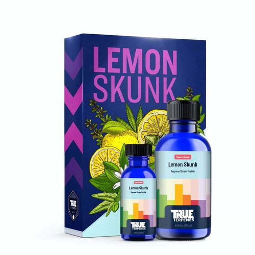 As the name suggests, Lemon Skunk has an aroma of citrus lemon and skunk derived from especially zesty Skunk phenotypes. Almost instantly uplifting and energizing, yet soothing. Scent/Taste: Citrus, skunk, sweet, sour Feels Like: Happy-Uplifted-Euphoric-Relaxed-Energetic Suggested Uses: Stress-Anxiety-Depression-Pain-Fatigue Available in:Tinctures 750mg - 1000mg - 1500mg - 3000mg Cartridges 500mg Delta 8 900mg Cartridge Hoss E-Blunt 1:1 Delta 8 / CBD 800mg