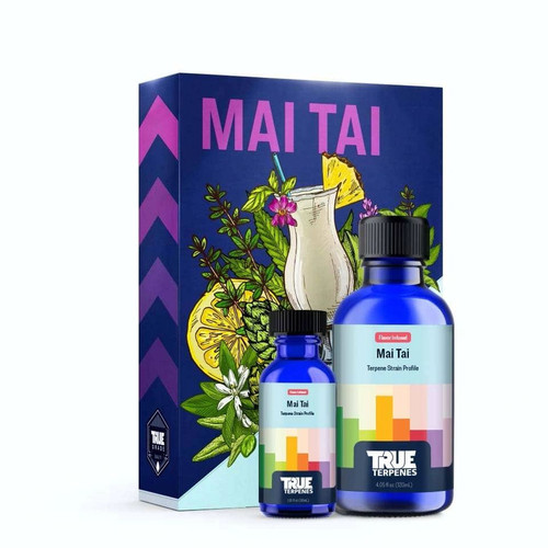 Mai Tai Infused Strain Profile takes the energizing orange and cherry-esque aromas of Alien Orange Cookies and ACDC strains and adds a sweet, bright fruit note. Full Flavor. Full