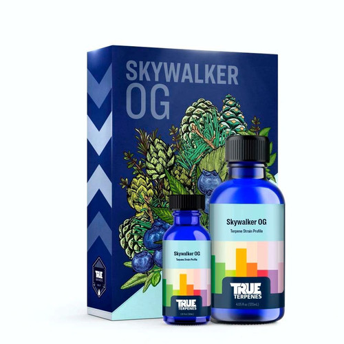 Skywalker will have you walking on clouds. It was originally bred from Afghani Mazar-I-Sharif and Blueberry. The floral, citrus blueberry tones mix with a pine, skunk backbone for a complex taste.  Scent/Taste: Effervescent pine, berry and floral notes on top of a skunky base.  Feels Like: Relaxed-Happy-Euphoric-Uplifted-Sleepy Suggested Uses: Stress-Pain-Anxiety-Depression-Insomnia Tinctures 750mg - 1000mg - 1500mg - 3000mg Cartridges 500mg Delta 8 Cartridges 900mg CBD / Delta 8 Cartridges 1:1 Ratio 800mg