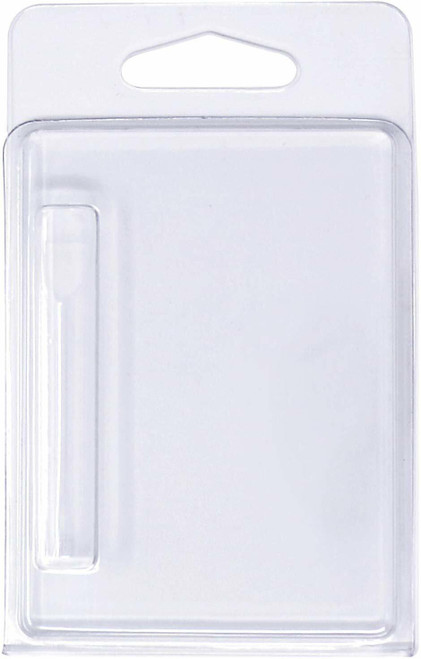 CLAMSHELL BLISTER PACKAGING FOR 0.5ML CARTRIDGES, ROUND TIP