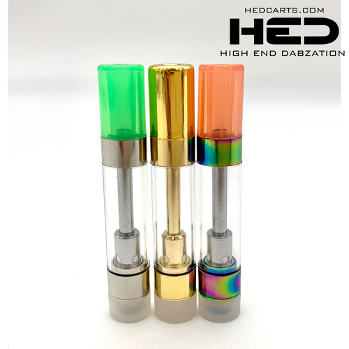 High End Dabzation 1mL Ceramic Cartridges