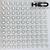 H E D 1ML FULL CERAMIC PRESS-ON CARTRIDGE, WHITE