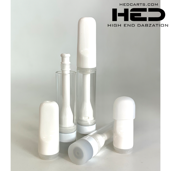 High End Dabzation 1mL Full Ceramic with Glass Tank