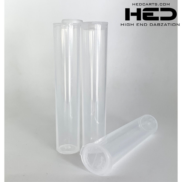 PLASTIC TUBES FOR CARTS