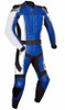 Leather Racing Suit style MS781 blue WWW.LEATHER-SHOP.BIZ pic