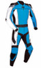 Leather Racing Suit style MS781 light blue WWW.LEATHER-SHOP.BIZ pic