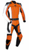 Leather Racing Suit style MS781 orange WWW.LEATHER-SHOP.BIZ pic