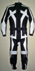Leather racing suit custom made - style MS679 WWW.LEATHER-SHOP.BIZ front pic