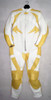 style MS2059 white and yellow WWW.LEATHER-SHOP.BIZ front pic