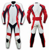 style MS2050 Red WWW.LEATHER-SHOP.BIZ front and back pic