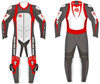 motorcycle suit style MS0025LS WWW.LEATHER-SHOP.BIZ front and back pic